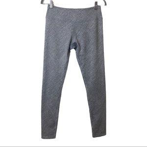 Beyond Yoga Mid Rise Full Length Grey Leggings (L)